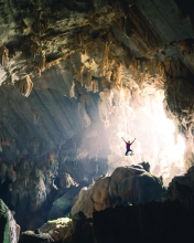 Poukham cave - Top50 Agora #fun2020
