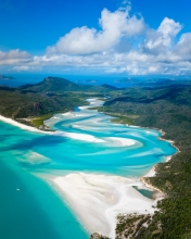 Whitehaven Beach - Top50 Agora #landscape2020