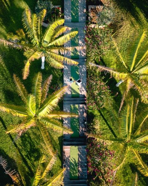 Akoya Hotel & Spa - La Réunion, France - Drone photo