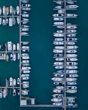 Airlie Beach harbor - Australia