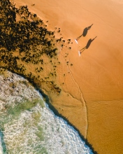Alexandria Bay - Australia - Drone photo