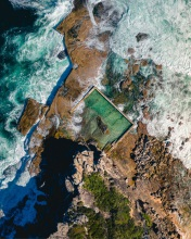 Curl Curl Beach - Australia