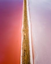 Pink Lake - Australia