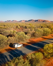 Red Center - West MacDonnell Ranges - Australia