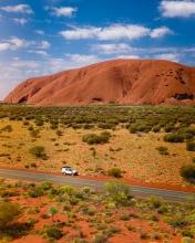 Red Center - Uluru - Australia
