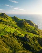 Flores - Azores (Portugal) - Drone photo