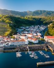 Povoação - Azores (Portugal) - Drone photo