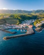 Povoação - Azores (Portugal) - Drone trip