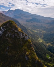 Nevados mountains - Colombia