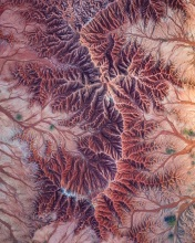 Tatacoa desert - Colombia - Drone photo