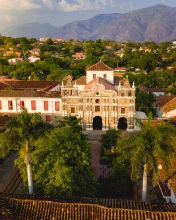 Santa Fe - Colombia - Drone photo