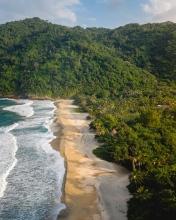 Tayrona - Colombia - Drone photo