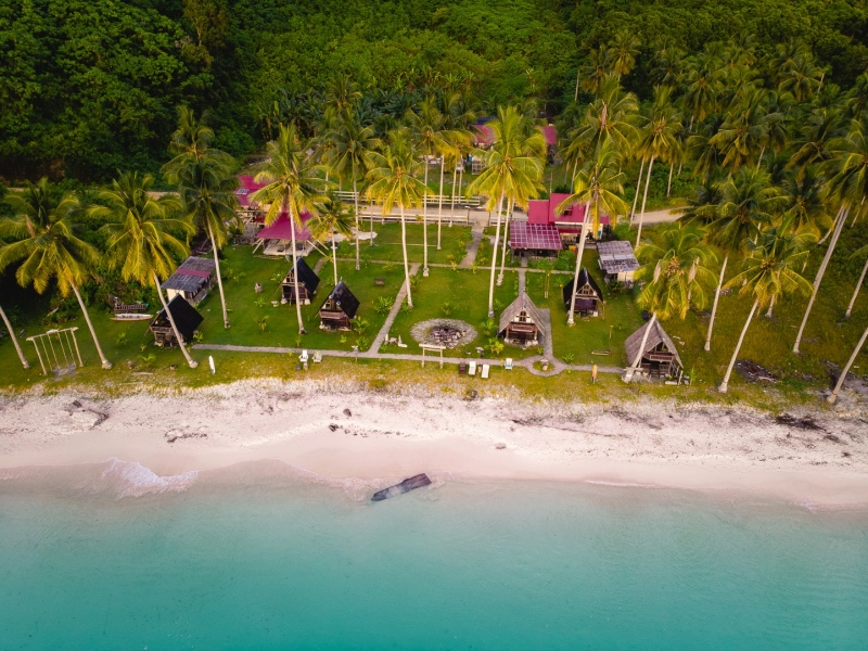 Eco lodge - East-Kalimantan, Colombia