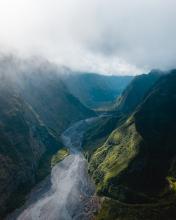 Grand Coude - La Réunion (France) - Drone photo