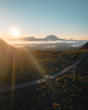 Plaine des remparts - La Réunion (France) - Drone photo