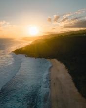 Grande Anse - La Réunion (France) - Drone photo