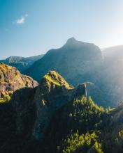 Mafate - La Réunion (France) - Drone photo