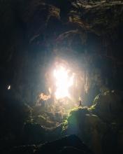 Poukham cave - Laos