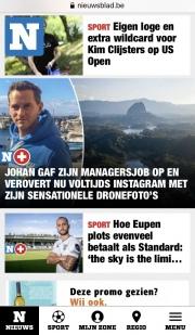 Het Nieuwsblad online
