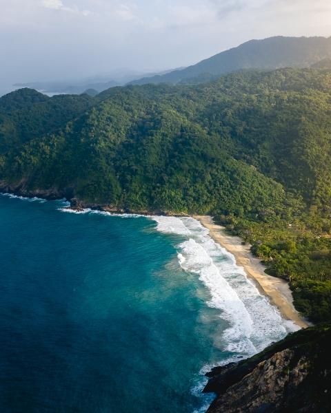 Playa Brava Resort in Parque Tayrona, Colombia