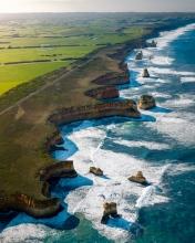 Great Ocean Road - Australia - Drone photo