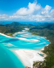 Whitsundays - Australia - Drone photo