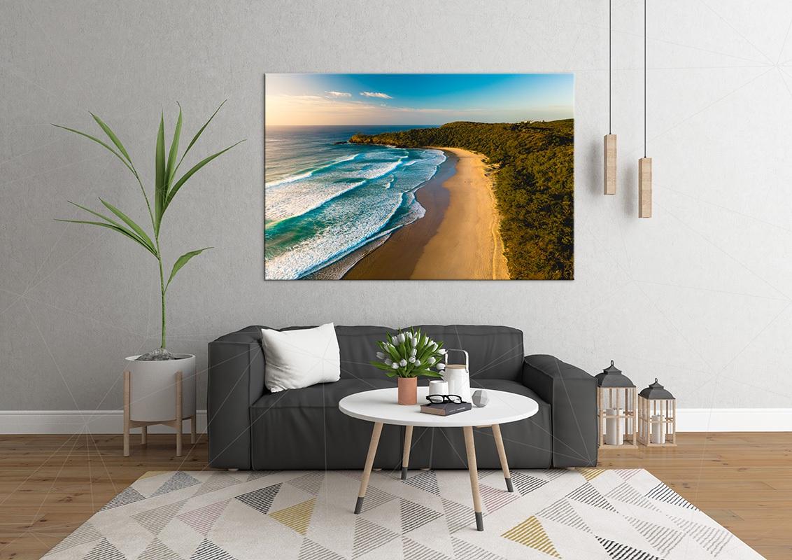 Alexandria Beach in Noosa Australia