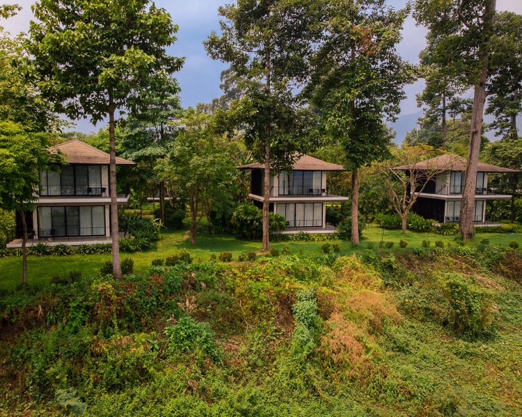 River Resort in Laos