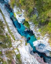 Bovec - Slovenia - Drone photo