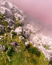 Debela Pec - Slovenia - Drone photo