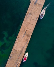 Izola - Slovenia - Drone photo