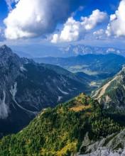 Kranjska Gora - Slovenia - Drone photo