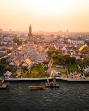 Arun Wat - Thailand - Drone photo
