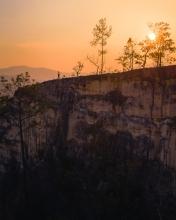 Pai Canyon - Thailand - Drone photo