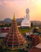 Chiang Rai - Thailand - Drone photo
