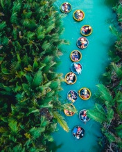 Hoi An - Vietnam - Drone photo