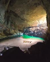 Hang En cave - Vietnam