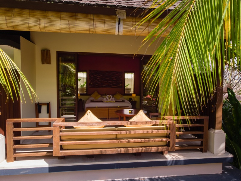 Villa Sabandari in Ubud, Indonesia