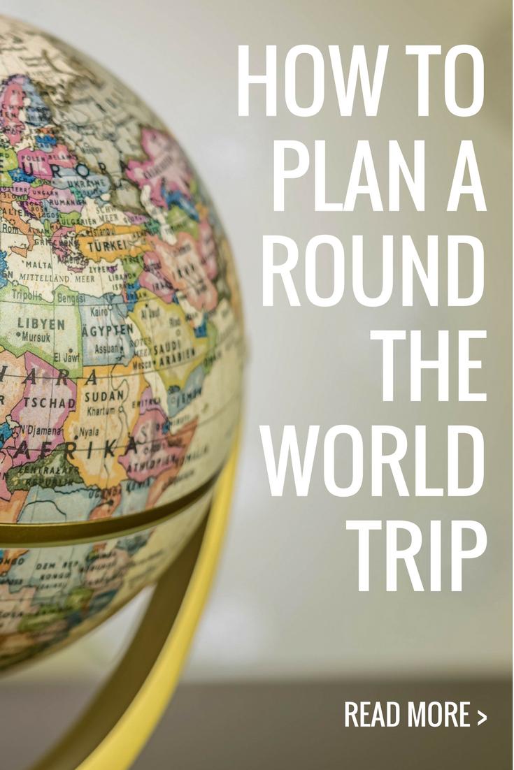 Preparing for a 1 year world trip