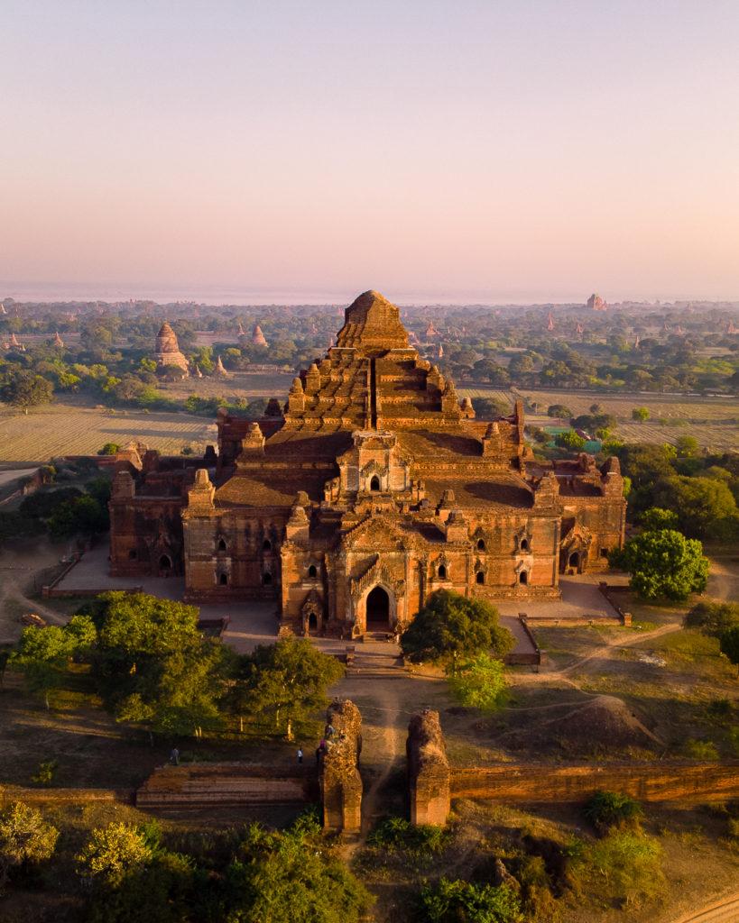Bagan sunrise - Myanmar