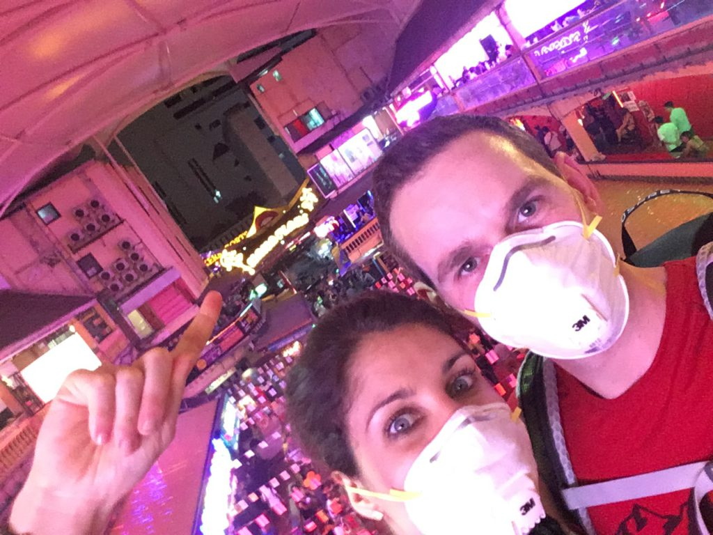 N95 masks Bangkok