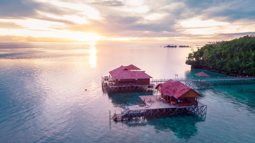 Real estate photo: Pratasaba Resort Maratua, Indonesia