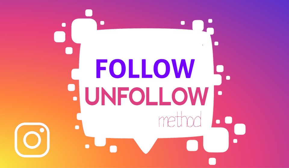 Follow unfollow game