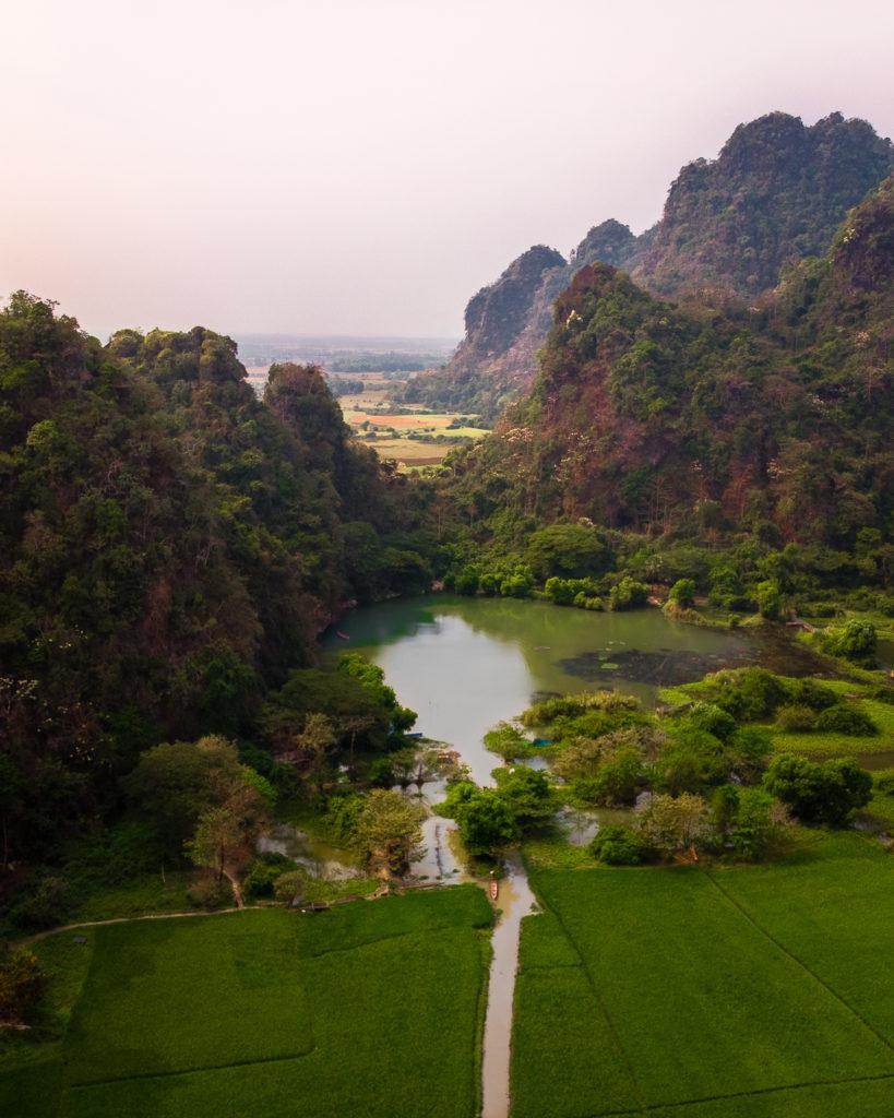 Hpa-An - Myanmar