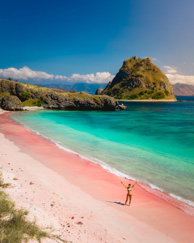 Pink Beach - Komodo