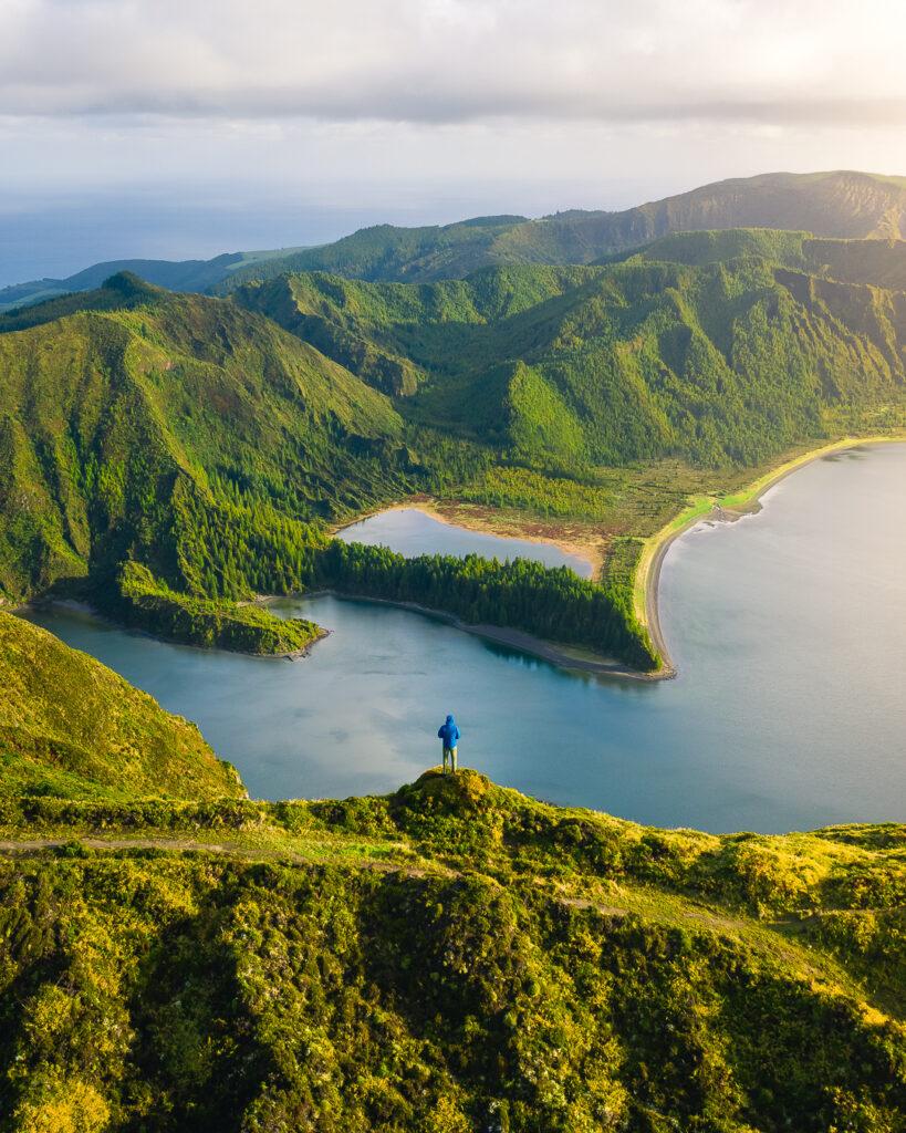 Lagoa do Fogo - Azores, Portugal