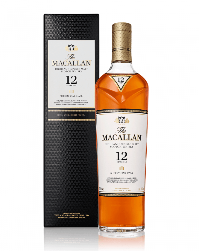 The story of The Macallan Whiskey