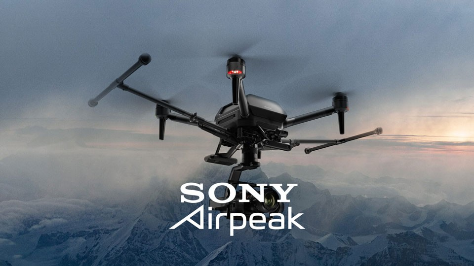 New drones announced for 2021 – Sony Airpeak and Autel Dragonfish