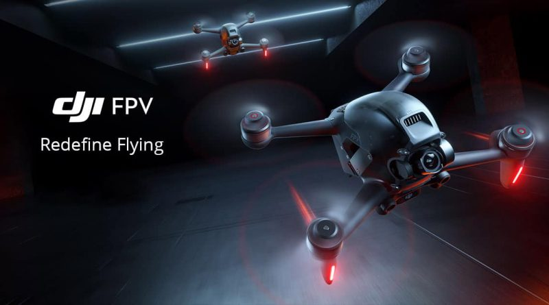 New DJI FPV drone is here to stay!